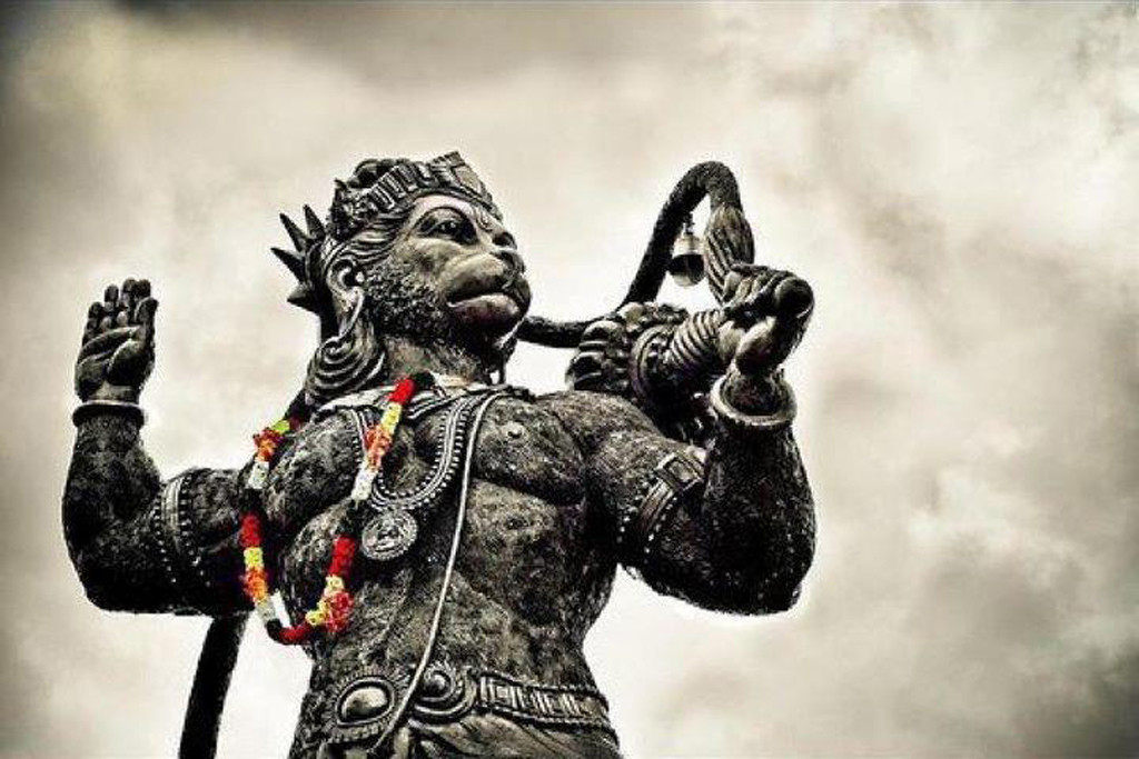 Angry Lord Hanuman Moves To NGT To Ask For Compensation ...
