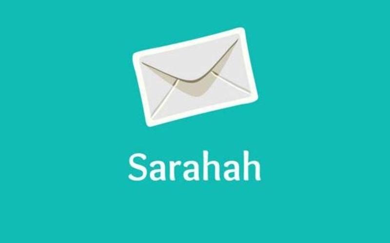 sarahah