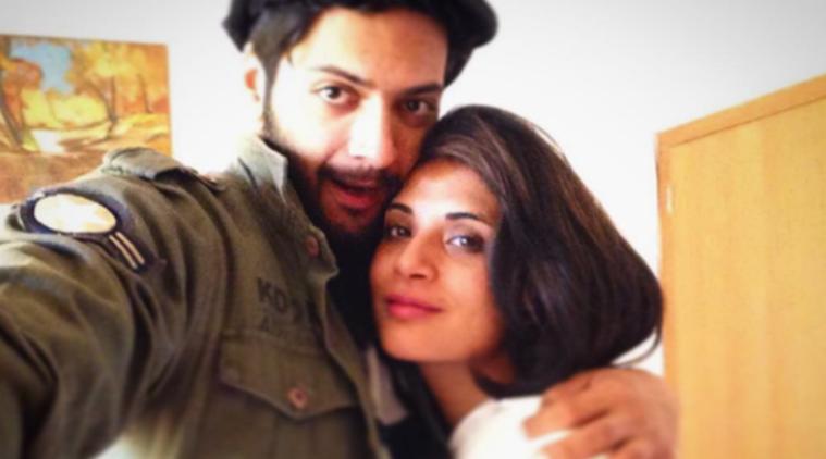 Richa Chadda and Ali Fazal